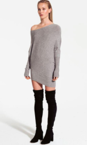 Blessed Are The Meek Comfort Knit Dress