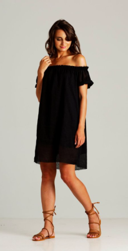 Rue Stiic Jane Decolletage Dress