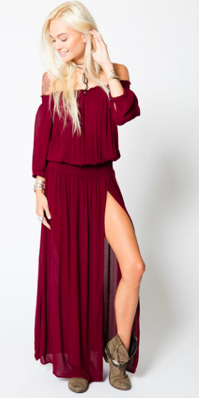 Stillwater Bandida Dress