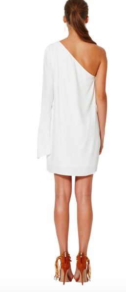 Bec&Bridge Lunette Asymmetrical Dress