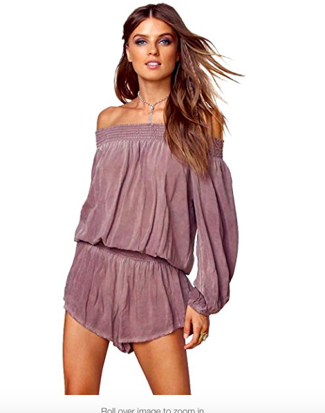 Blue Life Sol Slouchy Romper