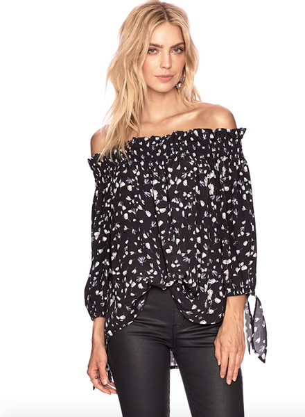 BeachRiot Rose Top