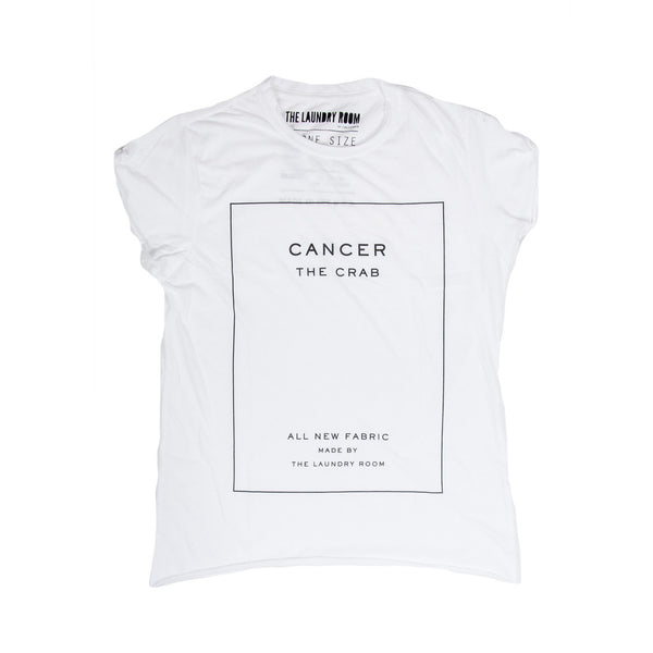 The Laundry Room Cancer Label Rolling Tee Thrashed