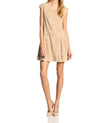 Greylin Saulina Suede Dress