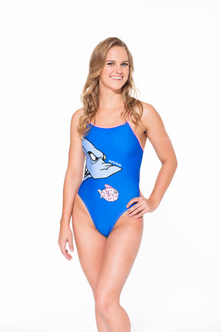 Will Swim For Donuts/ Super.Thin.Strap