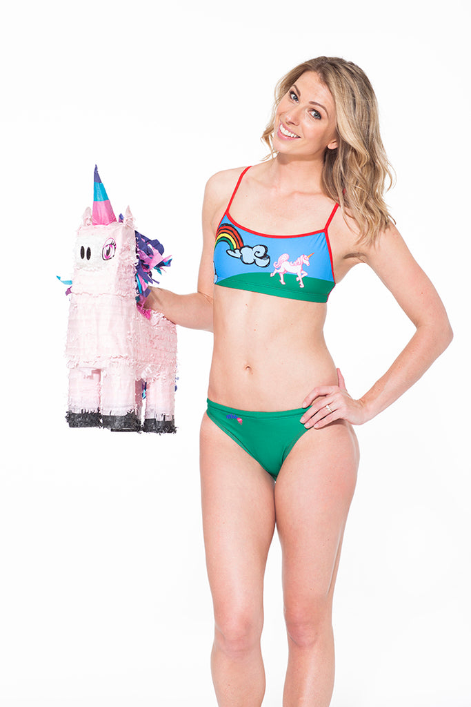 Unicorns & Rainbows / Bikini