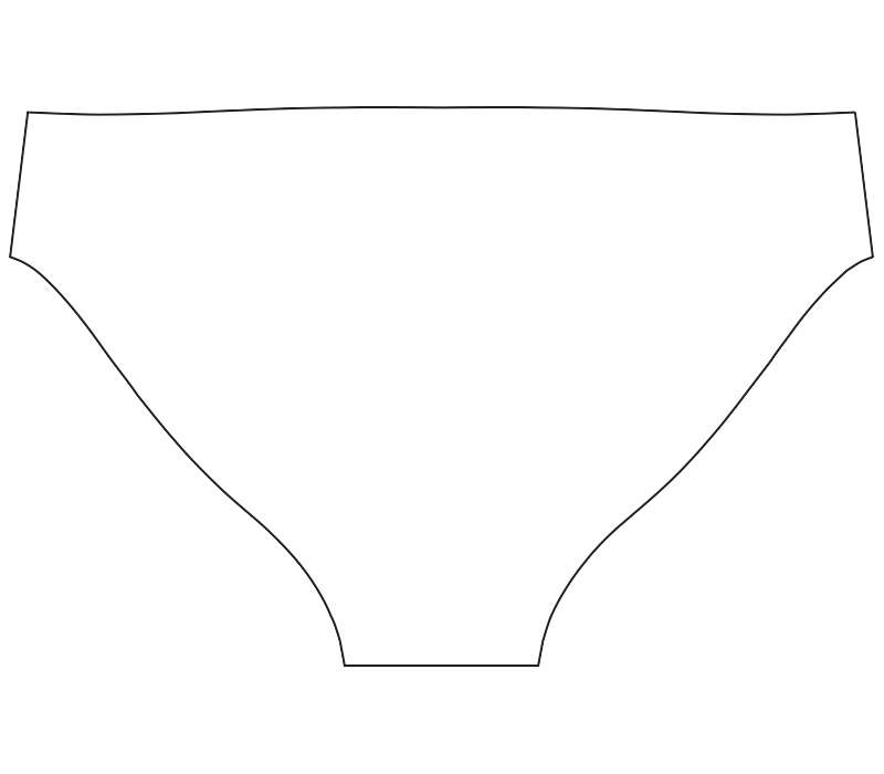 Custom Mens Brief