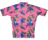 Hawaiian Detective Pink / Womens.Cycling