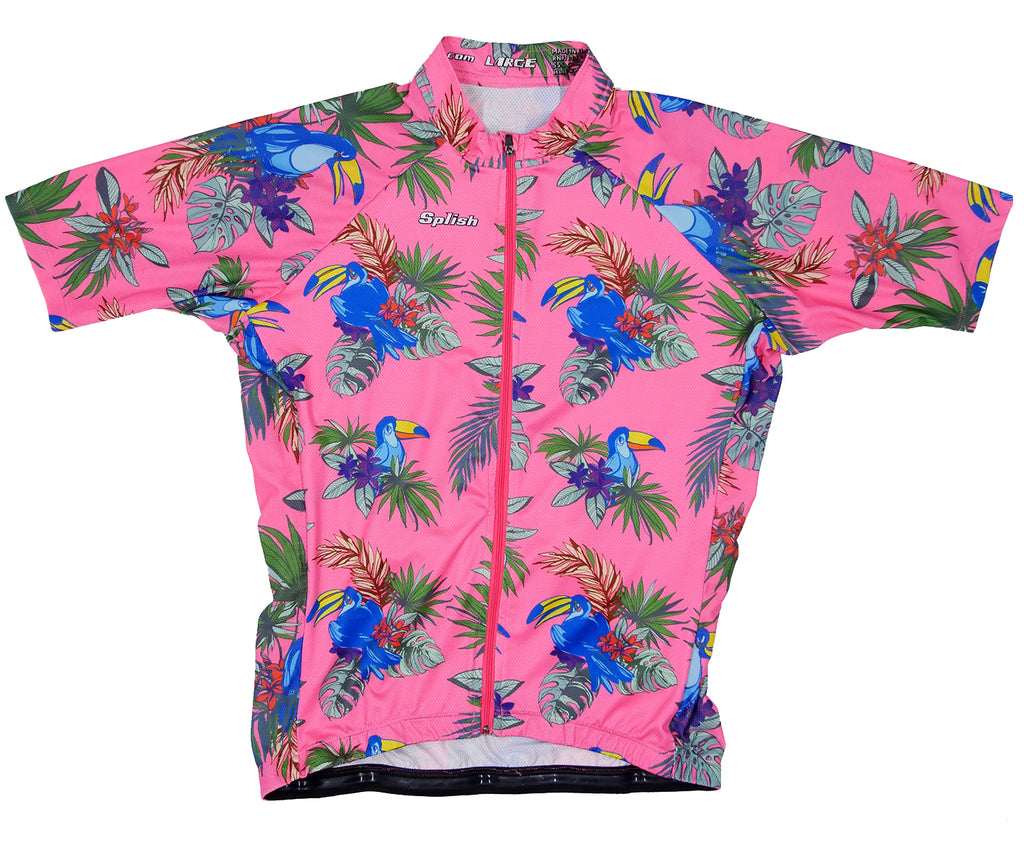 Hawaiian Detective Pink/ Mens.Cycling