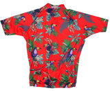 Hawaiian Detective Red/ Mens.Cycling