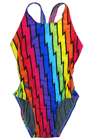 Rainbow Fade Super.Thin.Strap