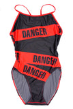 Danger Thin-Strap