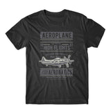 Aeroplane High Flights T-Shirt 100% Cotton Premium Tee NEW