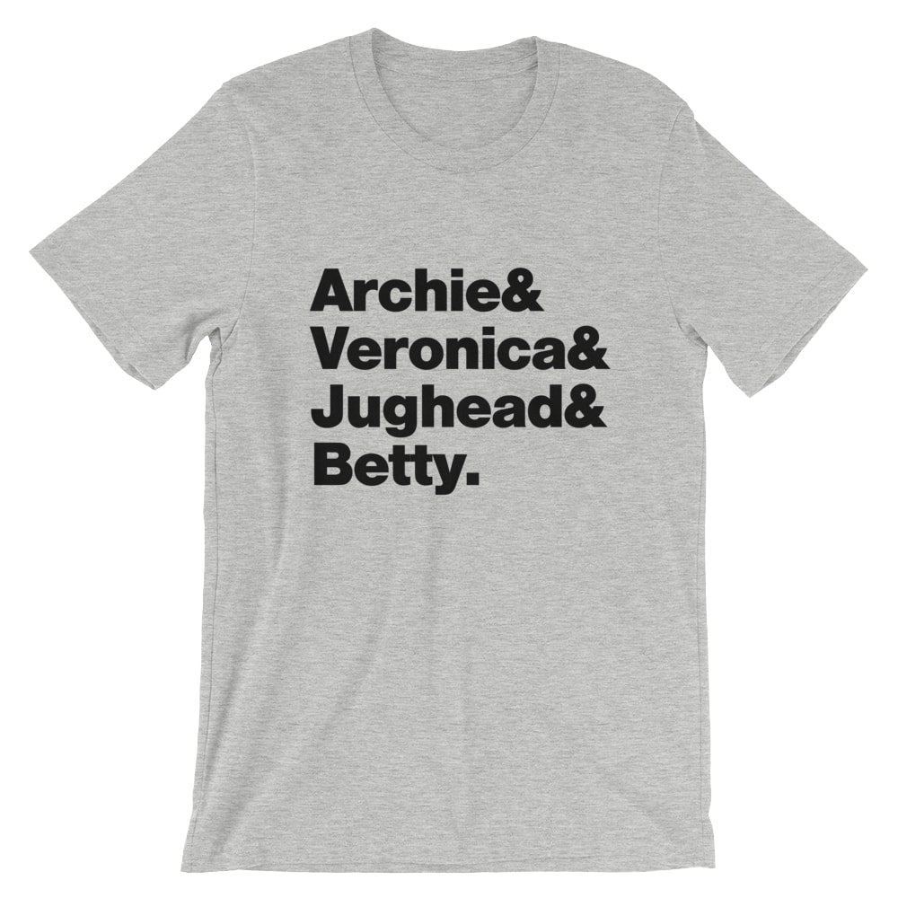 Archie T-Shirt - Mighty Circus