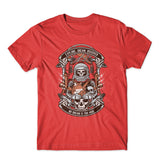 Astronaut Skull T-Shirt 100% Cotton Premium Tee NEW