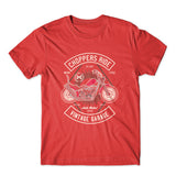 Chopper Ride T-Shirt 100% Cotton Premium Tee NEW