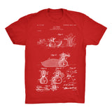 Decoy Duck Patent 100% Cotton Premium T-Shirt