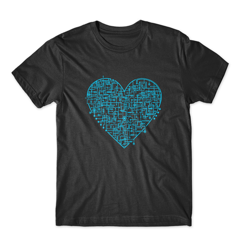 Electric Love T-Shirt 100% Cotton Premium Tee NEW