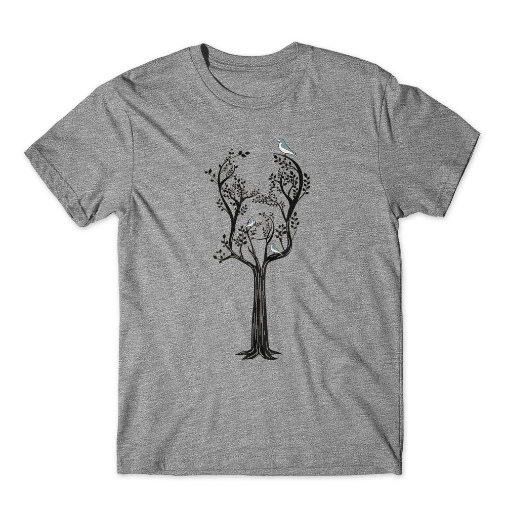 Guitar Tree T-Shirt 100% Cotton Premium Tee NEW