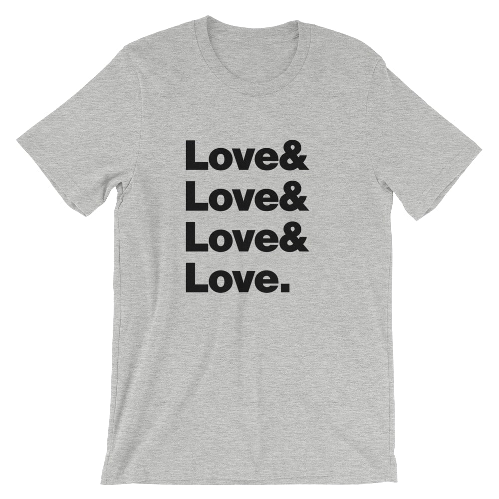 Love Love T-Shirt - Mighty Circus