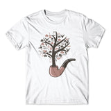 Pipe Tree Stylish T-Shirt 100% Cotton Premium Tee NEW