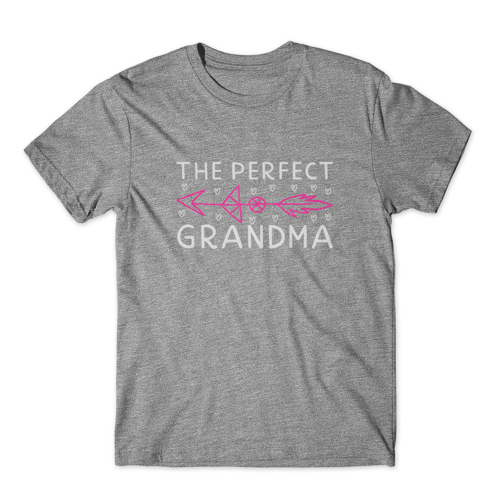 The Perfect Grandma T-Shirt 100% Cotton Premium Tee