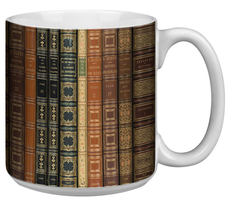 Books 20 ounce Jumbo Mugs