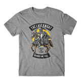 The Last Knight T-Shirt 100% Cotton Premium Tee NEW