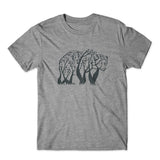 Wild Tree Bear T-Shirt 100% Cotton Premium Tee NEW