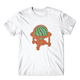 Watermelon Globe T-Shirt 100% Cotton Premium Tee NEW