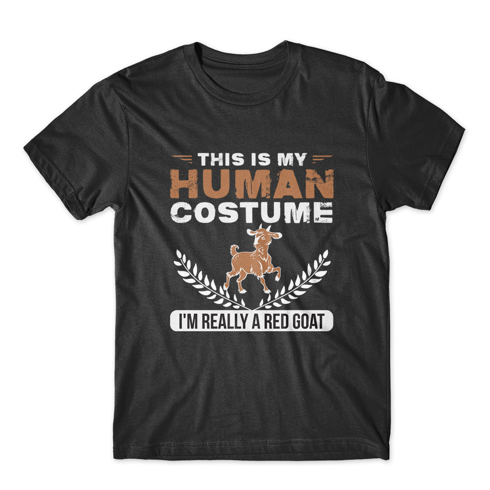 This is My Human Costume T-Shirt 100% Cotton Premium Tee