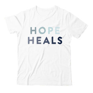 Hope Heals Gradient Youth Shirt