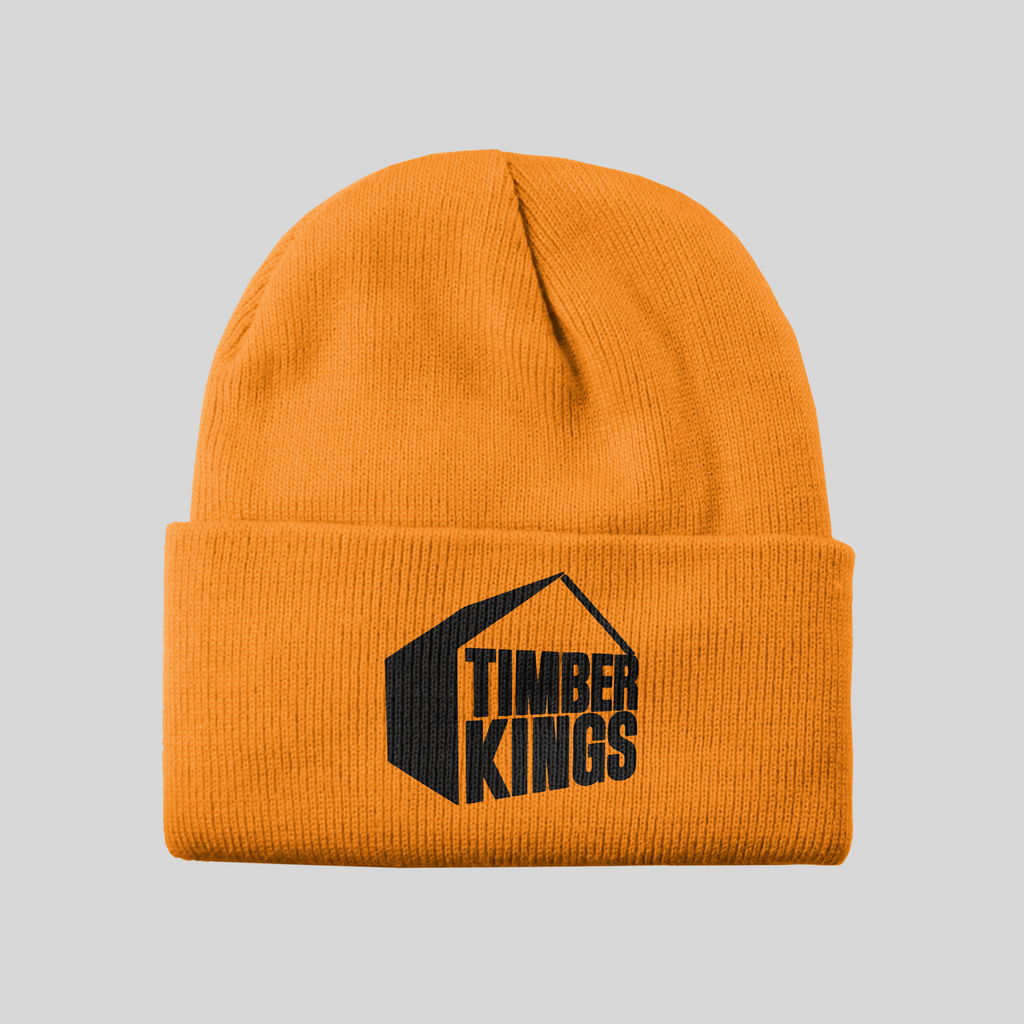 Embroidered HGTV Timber Kings Beanie Merchandise