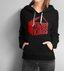 Fleece Applique Embroidered Hoodie for HGTV Timber Kings Merchandise