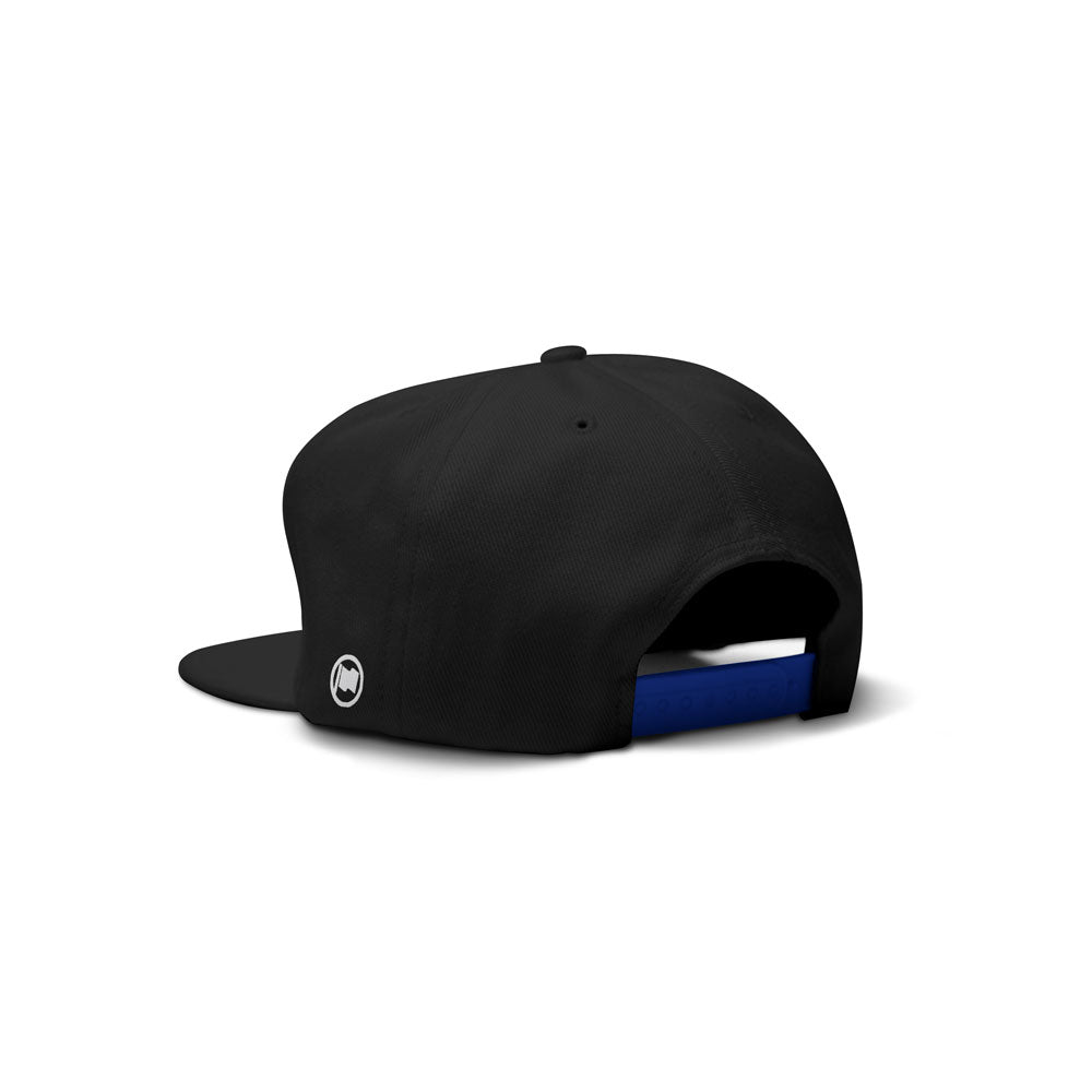 6 is Home Snapback (Black) - LOYAL to a TEE