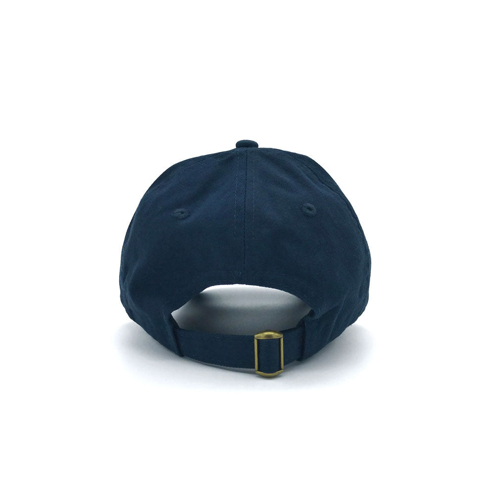 BeLeaf Dad Hat (Navy) - LOYAL to a TEE