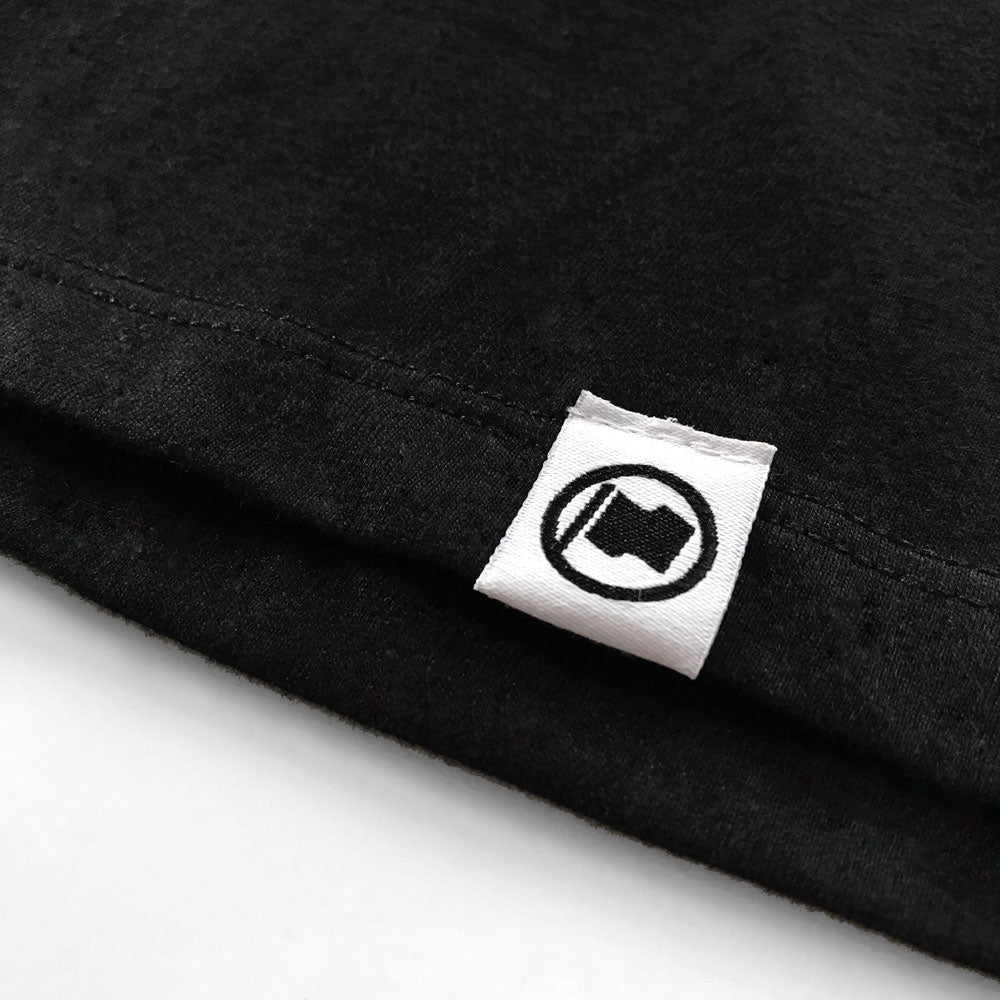 Pocket GOAT Unisex Tee (Black) - LOYAL to a TEE