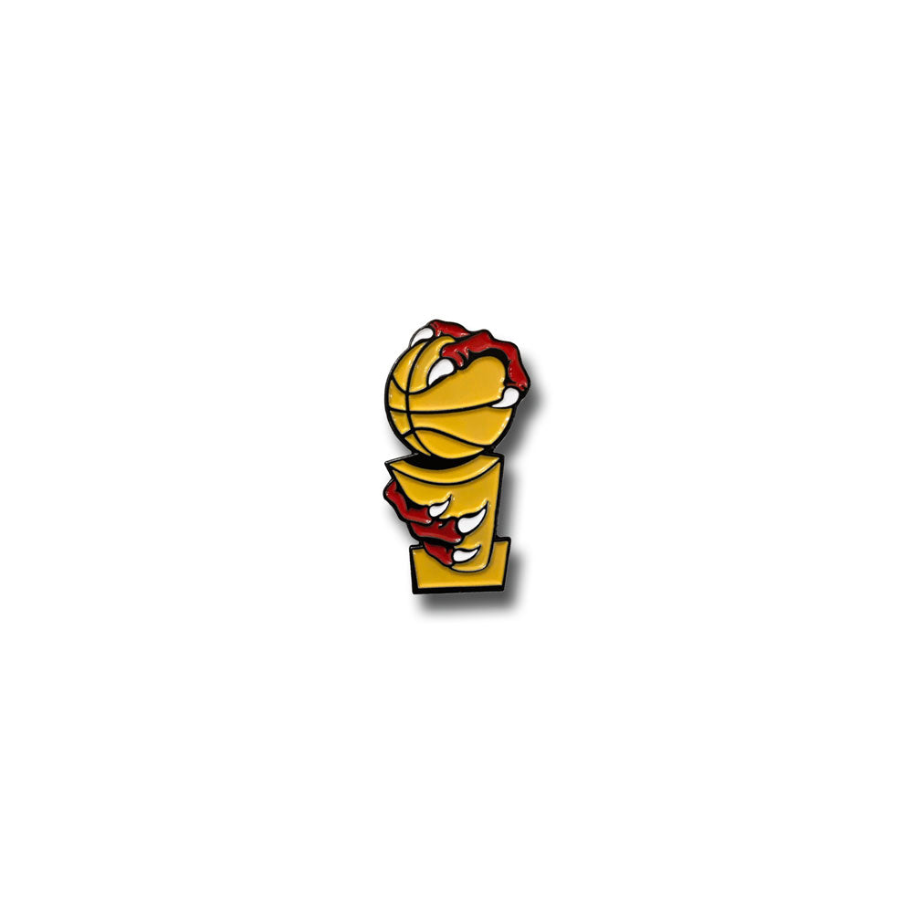 Claw Trophy Pin - LOYAL to a TEE