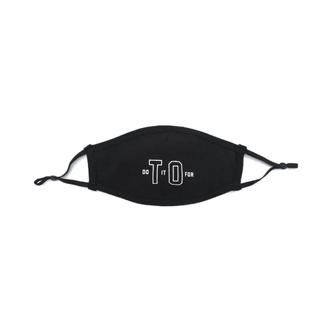Smile Toronto Face Mask (Black)