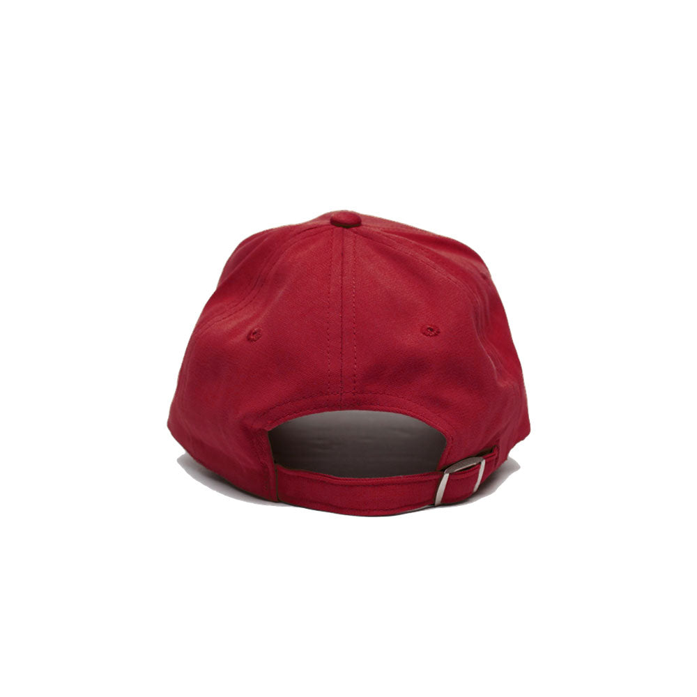 Hoops Strapback (Red) - LOYAL to a TEE