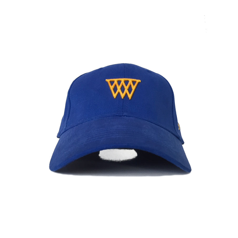 Hoops Strapback (Blue) - LOYAL to a TEE