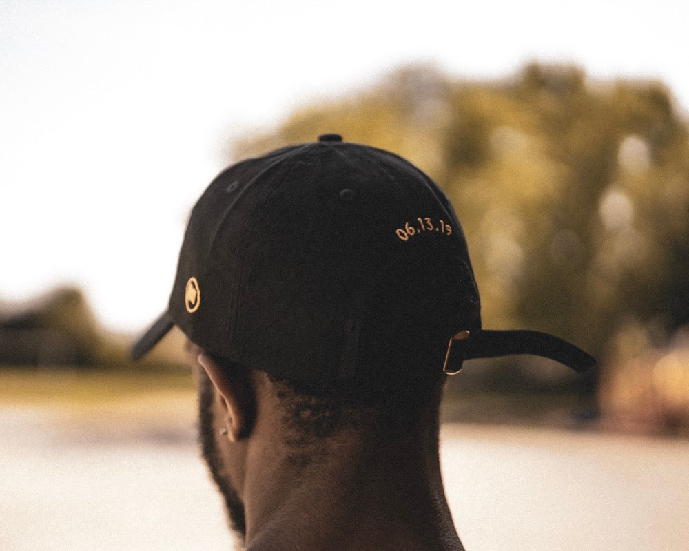 Toronto Trophy Strapback (Black) - LOYAL to a TEE