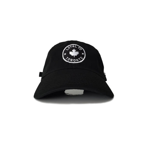 LOYAL to CANADA Strapback (Maroon)