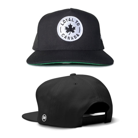 Be The Change Strapback (Black)