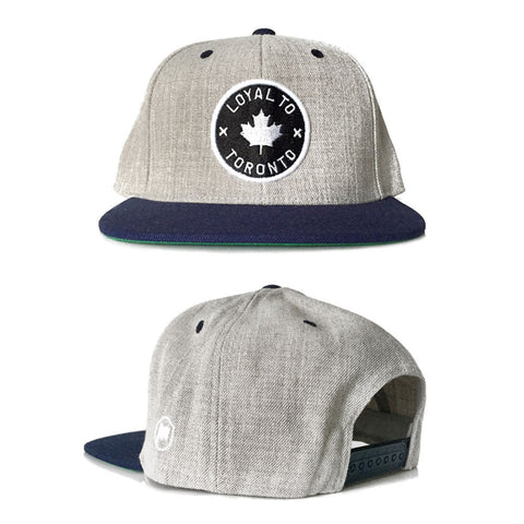 Claw Trophy Strapback (White)