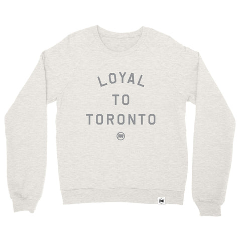 LOYAL to CANADA Unisex Tee (White)