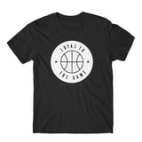 LOYAL TO BASKETBALL Unisex Tee (Black) - LOYAL to a TEE
