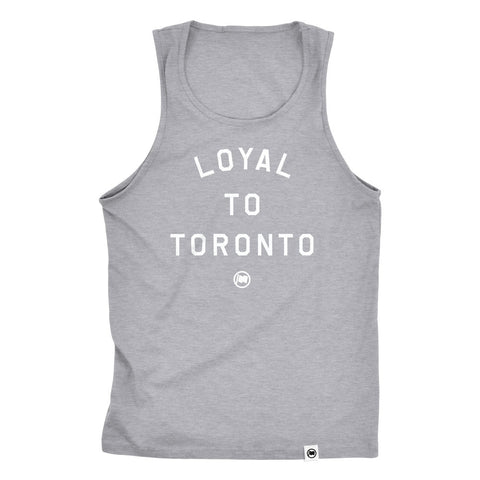 Ball Game Women's Racerback Tank (Heather Grey Triblend)
