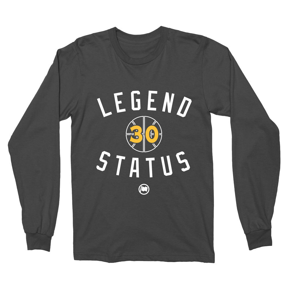 Legend SC30 Long Sleeve Tee (Slate) - LOYAL to a TEE
