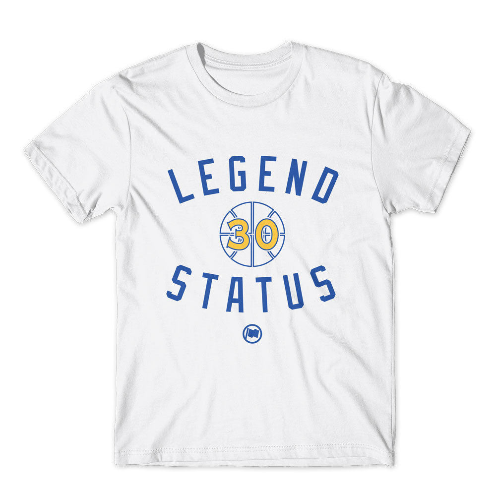 Legend SC30 Tee (White) - LOYAL to a TEE
